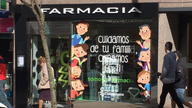 Comunicación Visual FarmaFlow